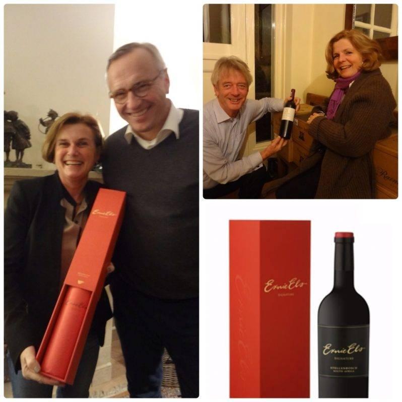 Winnaars wijnproeverij Kaaps Wijnhuis