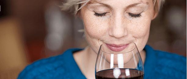Geur van rijp fruit Zuid Afrikaanse wijnen