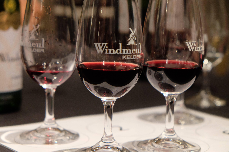 Windmeul Kelder Wijnproeverij