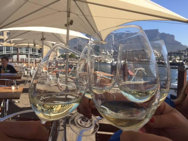 Waterfront Zuid-Afrika- Kaaps Wijnhuis