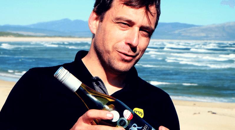 Kobie Viljoen-Wijnmaker- Wijnproeverij Kaaps Wijnhuis