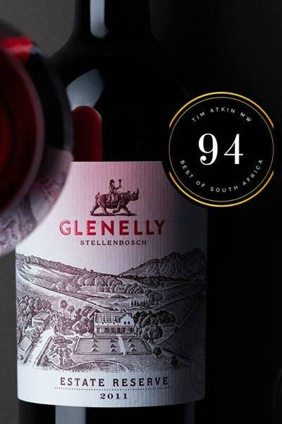 Glenelly Estate Reserve Red Tim Atkin 94 p