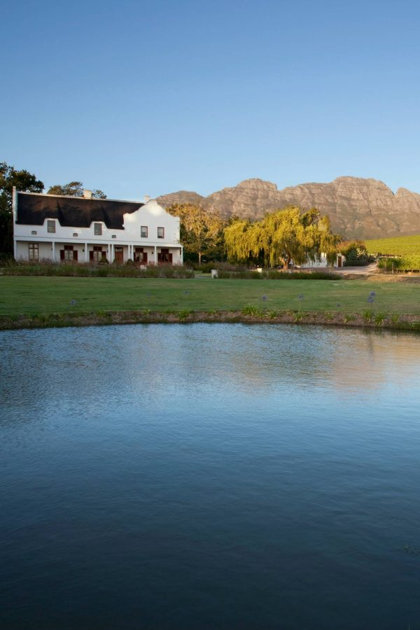 Glenelly Wine Estate - Manor
