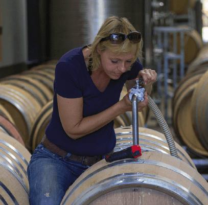 Serendipity Pinot Noir Monique Breuer