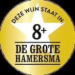 De Grote Hamersma 2019 WIJN met een waardering 8 plus