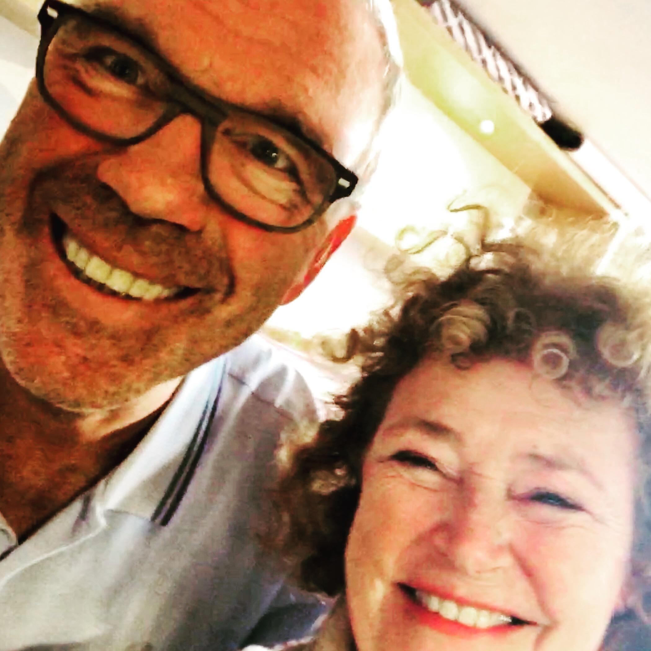 Harold Hamersma - op bezoek bij de wijnschrijver voor De Grote Hamersma