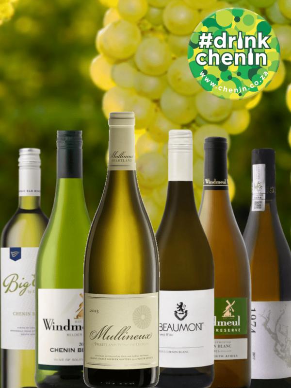 Wijnpakket Drink Chenin Blanc