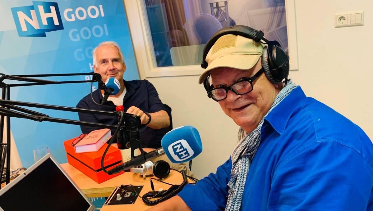 Kaaps Wijnhuis op de radio bij NHGooi in Business