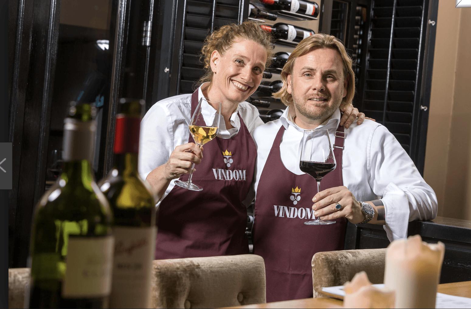 Vindom Wijnbar klant Kaaps Wijnhuis