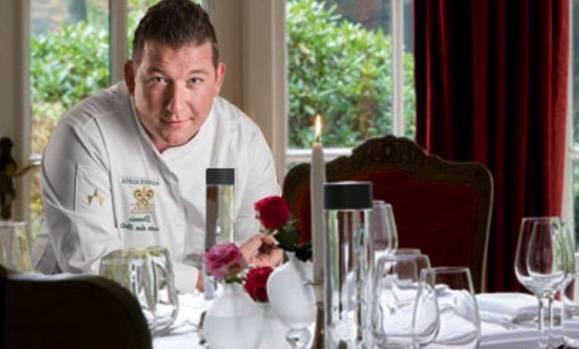 Onze Zuid-Afrikaanse wijnen bij Restaurant De Roode Koper - Chef kok Dennis van den Beld