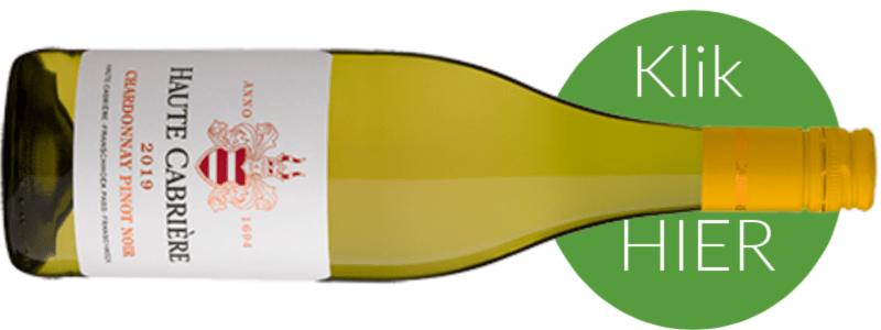 Haute Cabriere Chardonnay Pinot Noir k