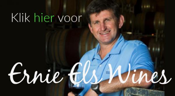 Ernie Els Wines Stellenbosch Helderberg -