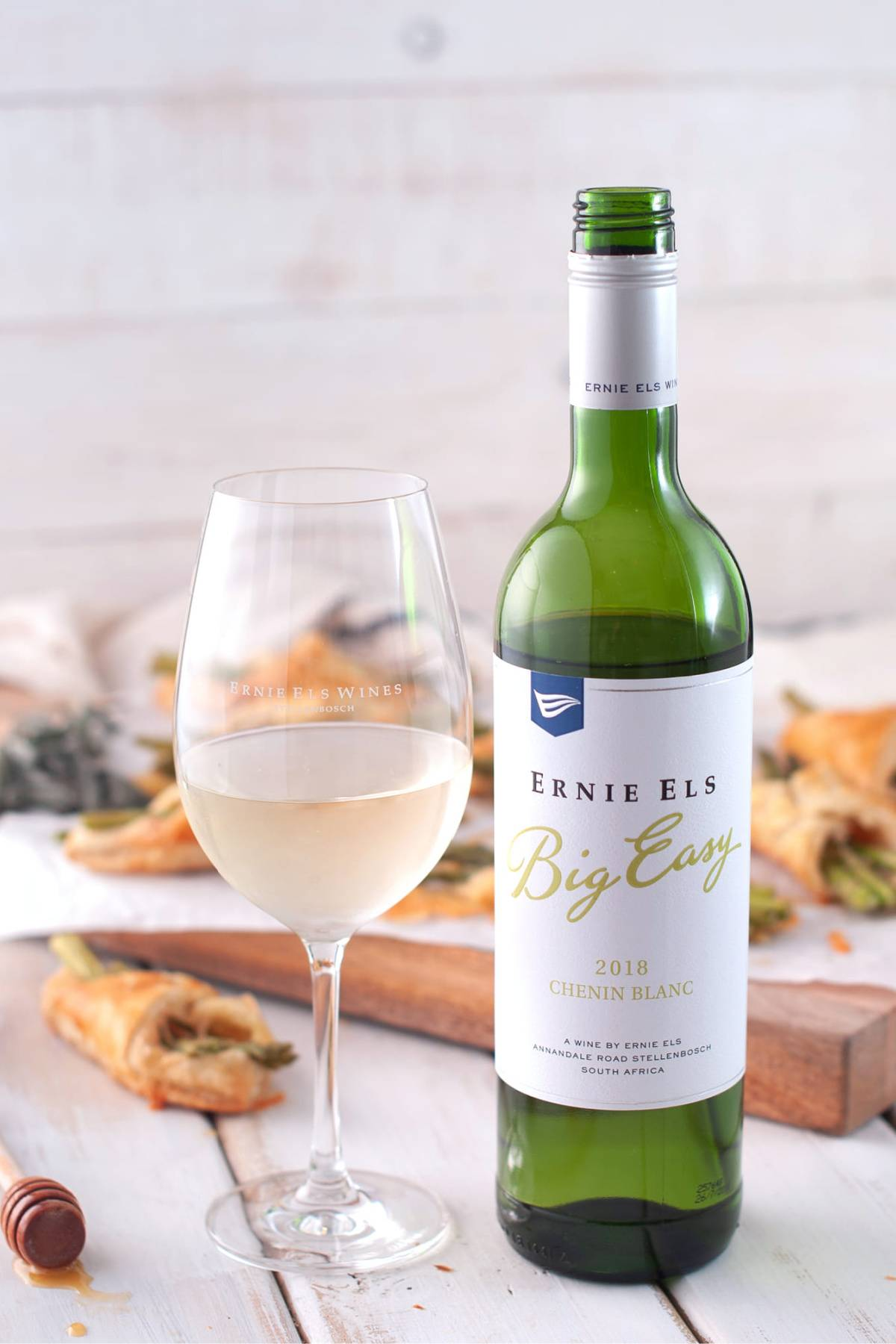 Ernie Els big easy white en recept