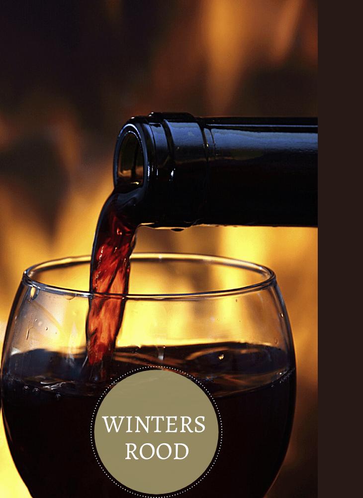 Wijnpakket rode winterwijnen